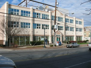 Silver Spring Office on Fenton St.